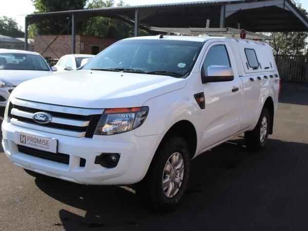 2015 Ford Ranger 2.2tdci Xls 4x4 Pu Sc  Gauteng Springs_0