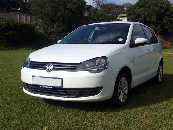 2015 Volkswagen Polo Vivo GP 1.4 Trendline TIP Kwazulu Natal Durban North_0