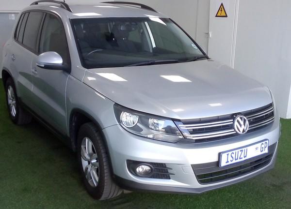 2013 Volkswagen Tiguan 2.0 Tdi Bmot Trend-fun  Gauteng Kempton Park_0