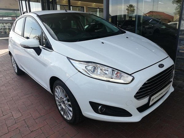 2017 Ford Fiesta 1.0 Ecoboost Titanium 5dr  Western Cape Worcester_0