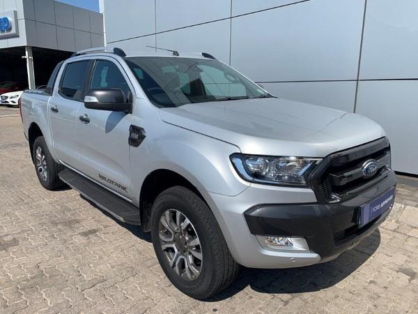 2018 Ford Ranger 3.2TDCi WILDTRAK Auto Double Cab Bakkie Gauteng Krugersdorp_0