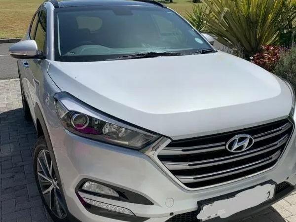 2017 Hyundai Tucson 2.0 Elite Auto Western Cape Paarl_0