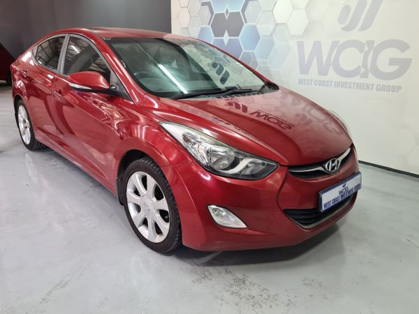 2012 Hyundai Elantra 1.8 Gls  Kwazulu Natal Durban_0