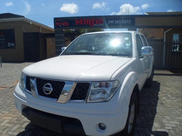 2013 Nissan Navara 2.5 Dci  Xe Pu Dc  Eastern Cape Port Elizabeth_0