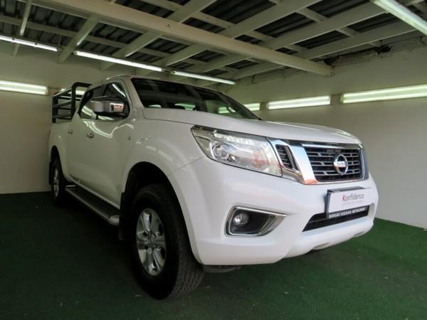 2018 Nissan Navara 2.3D SE Double Cab Bakkie Gauteng Boksburg_0