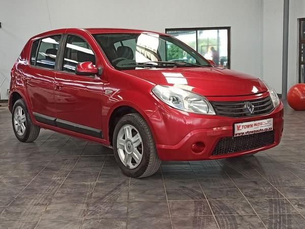 2013 Renault Sandero 1.6 Expression  Gauteng Vereeniging_0