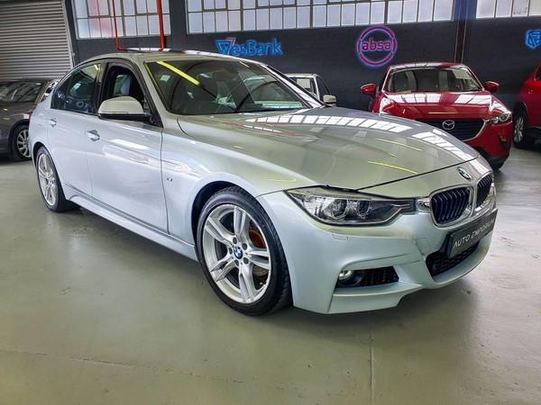 2015 BMW 3 Series 320i M Sport Auto Western Cape Maitland_0