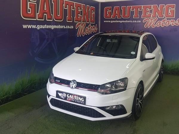 2015 Volkswagen Polo GTi 1.8tsi DSG Gauteng Pretoria_0