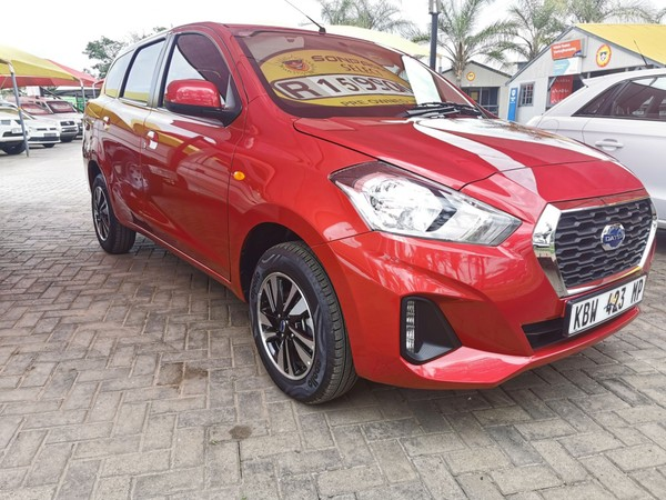 2020 Datsun Go 1.2 Lux 7-seat Mpumalanga Nelspruit_0