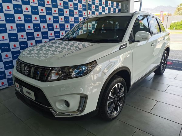 2020 Suzuki Vitara 1.6 GLX ALLGRIP Western Cape Paarl_0