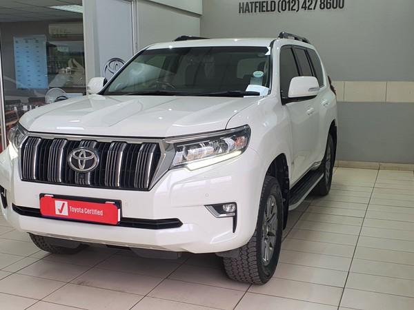 2018 Toyota Prado VX 3.0D Auto Gauteng Pretoria_0