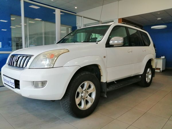 2005 Toyota Prado Gx 3.0 Tdi 5d  Kwazulu Natal Eshowe_0