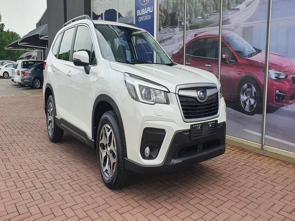 2020 Subaru Forester 2.0i ES CVT Gauteng Centurion_0