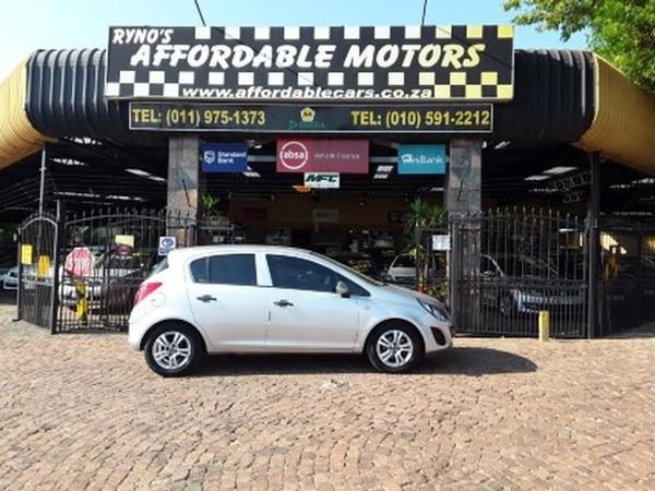 2014 Opel Corsa 1.4 Essentia 5dr  Gauteng Kempton Park_0