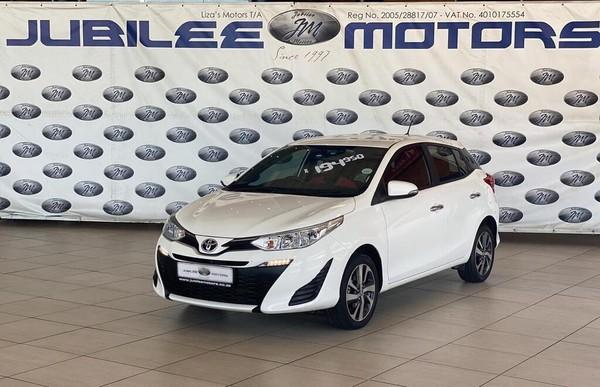 2018 Toyota Yaris 1.5 Xs 5-Door Gauteng Springs_0