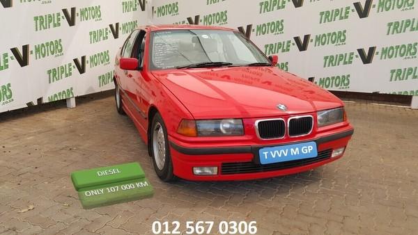 1998 BMW 3 Series 325 Tds e36  Gauteng Pretoria_0