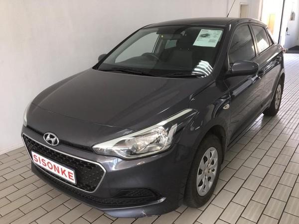 2016 Hyundai i20 1.2 Motion Western Cape Goodwood_0