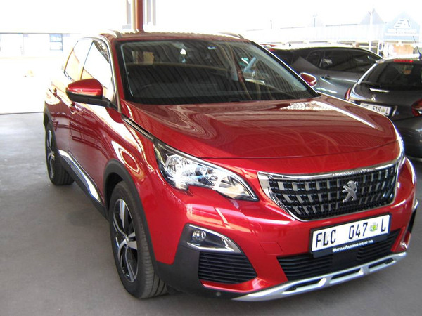 2020 Peugeot 3008 1.6 THP Allure Auto Limpopo Polokwane_0