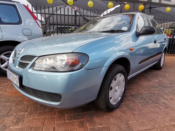 2005 Nissan Almera 1.6 Luxury h15h26  Gauteng Pretoria_0