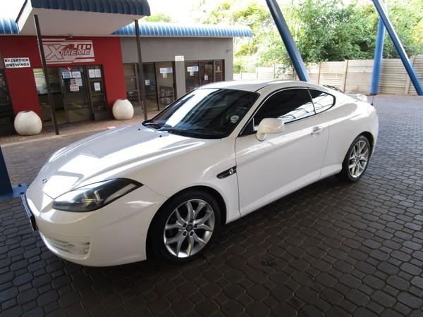 2009 Hyundai Tiburon 2.0 Gls  Gauteng Pretoria_0