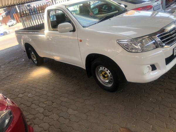 2013 Toyota Hilux 2.5 D-4d Pu Sc  Gauteng Jeppestown_0