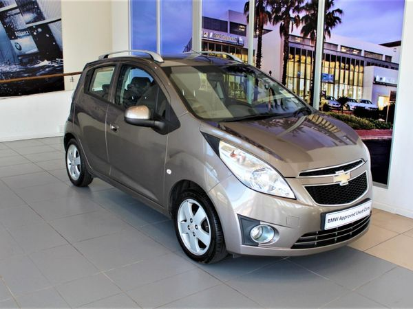 2013 Chevrolet Spark 1.2 Ls 5dr  Western Cape Cape Town_0