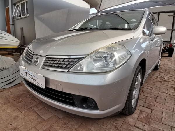 2010 Nissan Tiida 1.6 Visia MT Sedan Gauteng Pretoria_0