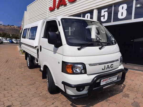 2018 JAC X200 2.8TD SC DS Gauteng Roodepoort_0