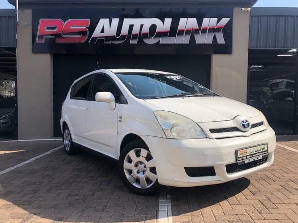 2005 Toyota Verso 160  Mpumalanga Witbank_0