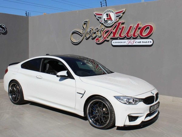 2014 BMW M4 Coupe M-DCT Gauteng Vereeniging_0