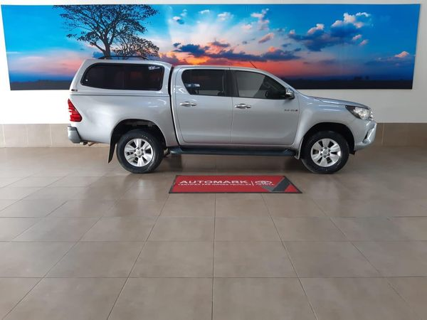 2017 Toyota Hilux 2.8 GD-6 RB Raider Double Cab Bakkie Limpopo Naboomspruit_0