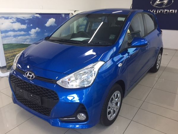2018 Hyundai Grand i10 1.25 Fluid Kwazulu Natal Pinetown_0
