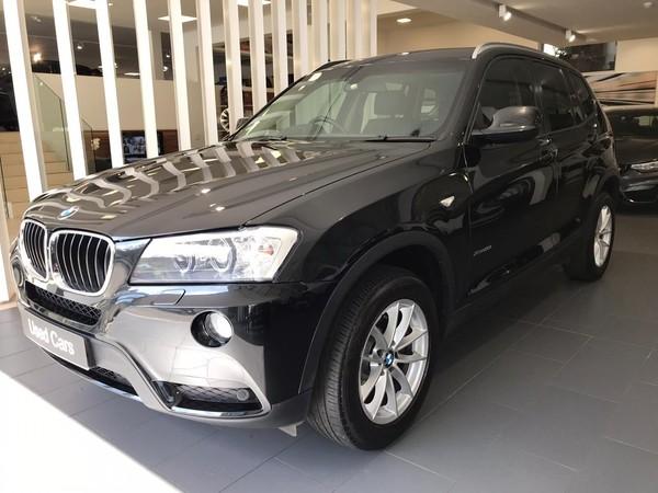 2014 BMW X3 xDRIVE20i Auto Western Cape Paarl_0