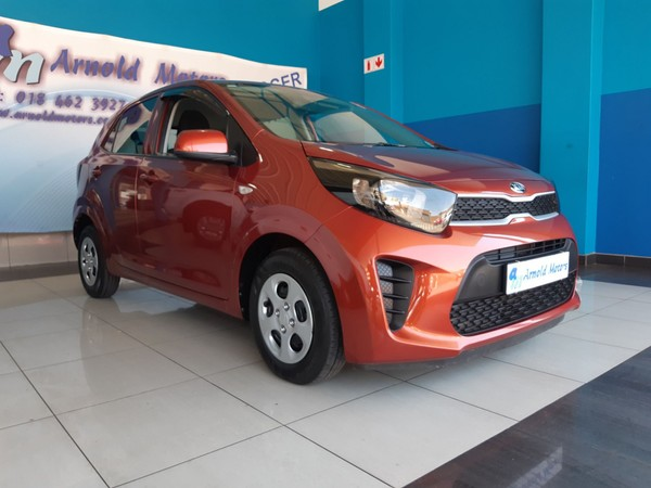 2019 Kia Picanto 1.0 Start North West Province Klerksdorp_0