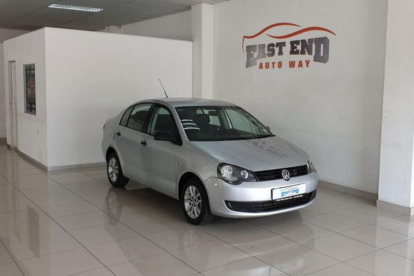 2013 Volkswagen Polo Vivo 1.4 Trendline 5Dr North West Province Rustenburg_0
