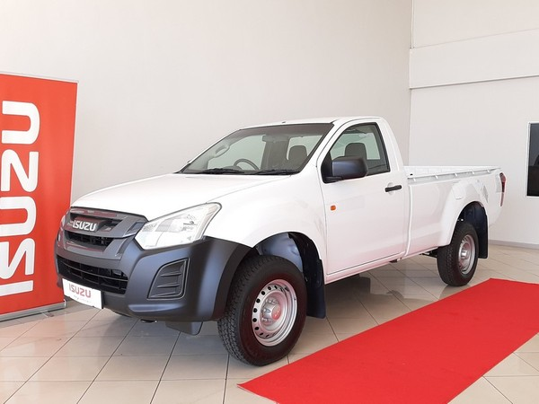 2020 Isuzu D-MAX 250 HO Fleetside Safety Single Cab Bakkie Gauteng Roodepoort_0