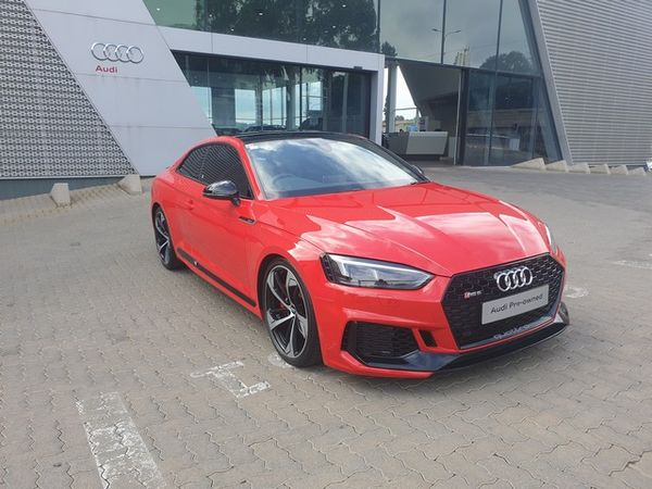 2019 Audi Rs5 Coupe Quattro Tiptronic Gauteng Sandton_0