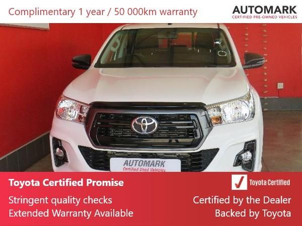 2019 Toyota Hilux 2.4 GD-6 SRX 4X4 Auto Double Cab Bakkie Limpopo Polokwane_0