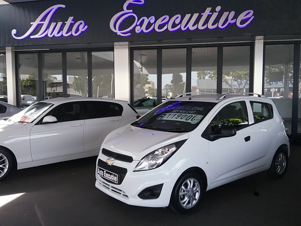 2016 Chevrolet Spark 1.2 L 5dr  Western Cape Western Cape_0