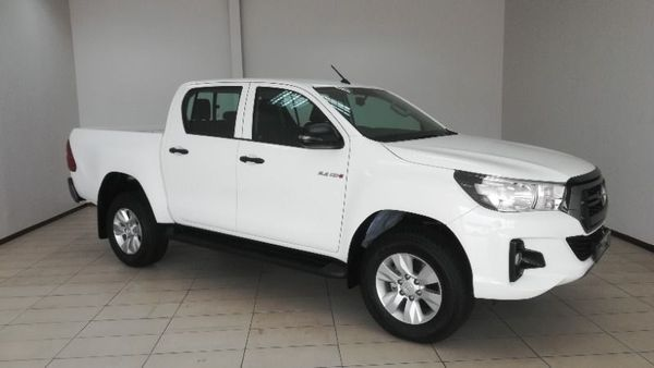 2020 Toyota Hilux 2.4 GD-6 SRX 4X4 Auto Double Cab Bakkie Western Cape Bredasdorp_0