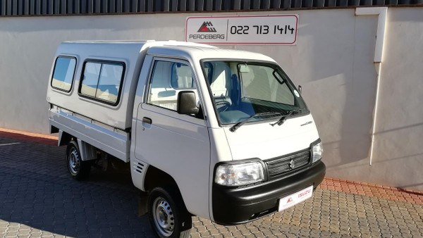2018 Suzuki Super Carry 1.2i PU SC Western Cape Vredenburg_0