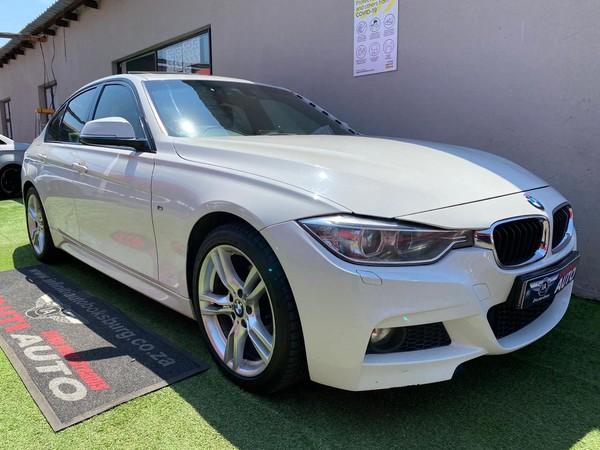 2014 BMW 3 Series 320i M Sport Auto Gauteng Boksburg_0