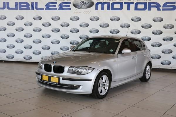 2007 BMW 1 Series 118i e87  Gauteng Springs_0