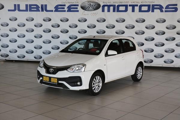 2017 Toyota Etios 1.5 Xs 5dr  Gauteng Springs_0
