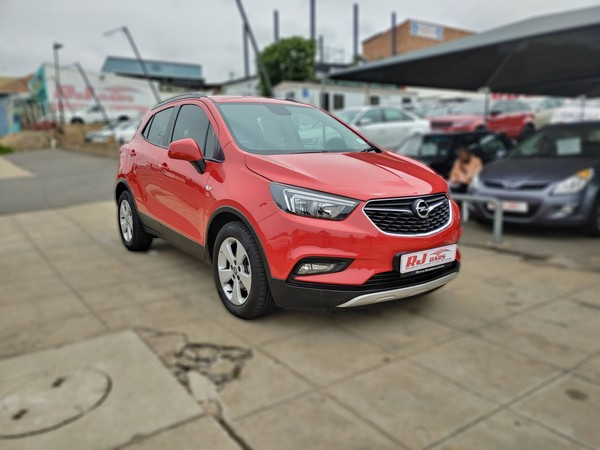 2018 Opel Mokka X 1.4T Enjoy Kwazulu Natal Durban_0