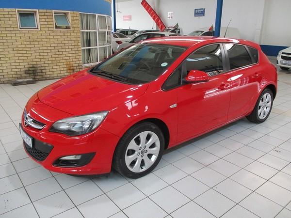 2014 Opel Astra 1.4T Essentia 5-Door Kwazulu Natal Umhlanga Rocks_0