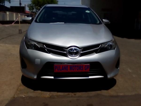 2015 Toyota Auris 1.6 Xr  Gauteng Johannesburg_0