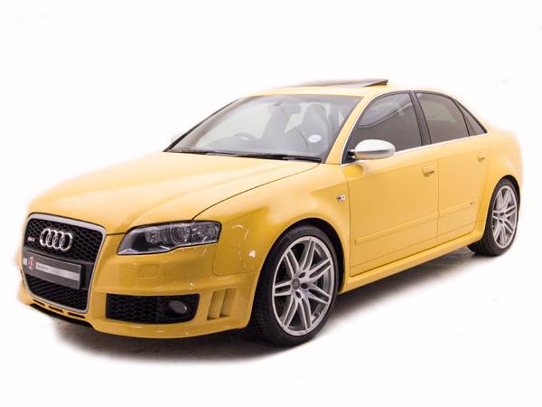 2007 Audi RS4 Quattro  Gauteng Boksburg_0
