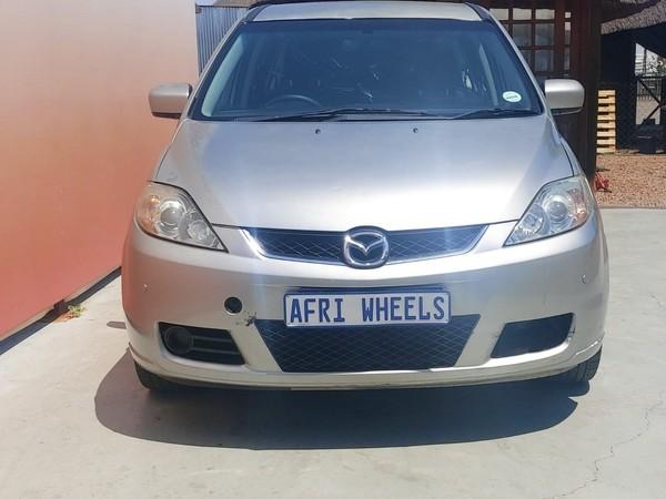 2007 Mazda 5 2.0l Active  Gauteng Pretoria_0