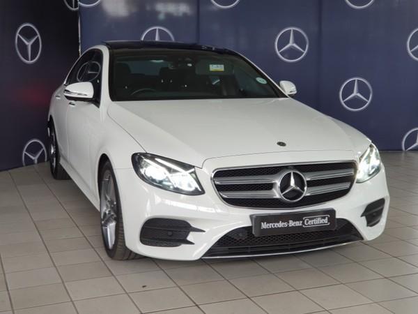 2018 Mercedes-Benz E-Class E 200 AMG Gauteng Sandton_0